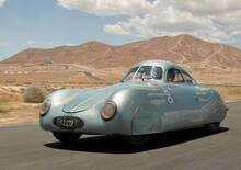 Porsche Type 64: all'asta per 20 milioni. Invenduta