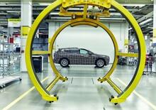 BMW iNEXT: iniziate le prove sulla linea di produzione [Video]