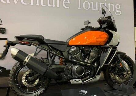 Novità 2020 Harley-Davidson/1 - Pan America 1250 e Streetfighter 975. Eccole