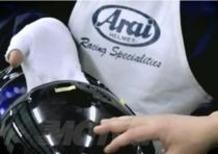 Arai Racing & Touring Service ad EICMA 2011