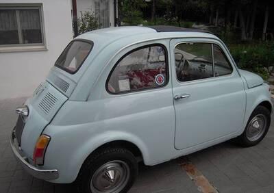 500F d'epoca del 1968 a Campobasso