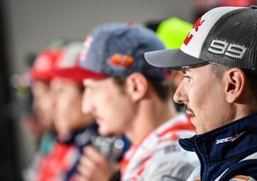 MotoGP 2019 a Silverstone. I commenti dei piloti dopo le qualifiche