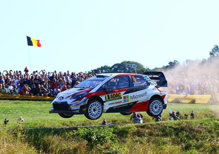 WRC 2019 Germania. Trionfo Tanak e Toyota. E ora, davvero, attenti a quei due!