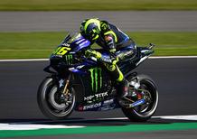 MotoGP 2019 a Silverstone. Valentino Rossi: Una gara al di sotto delle aspettative