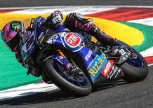 SBK: Lowes velocissimo a Portimao. Honda 2020 con due team?