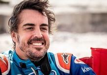 Dakar 2020: Alonso completa i test con Toyota