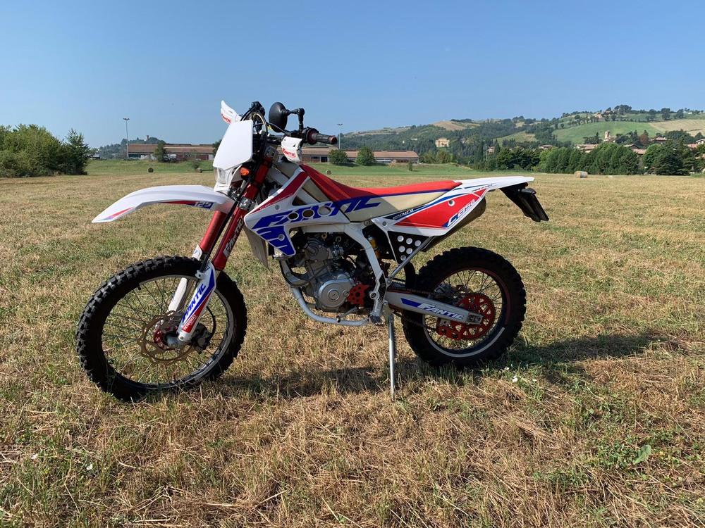 Fantic Motor 125M Casa 4t (2013 - 16) (3)