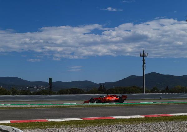 Formula Uno 2020 Calendario.Formula 1 Barcellona Confermata In Calendario Per Il 2020