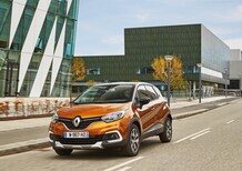 Renault Captur, a Francoforte la seconda generazione