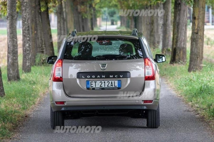 Dacia Logan MCV Stepway 0.9 TCe 12V 90CV Start&Stop Easy-R (5)
