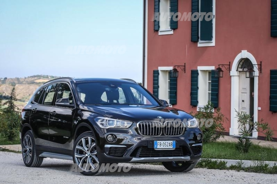 BMW X1 sDrive20d Msport