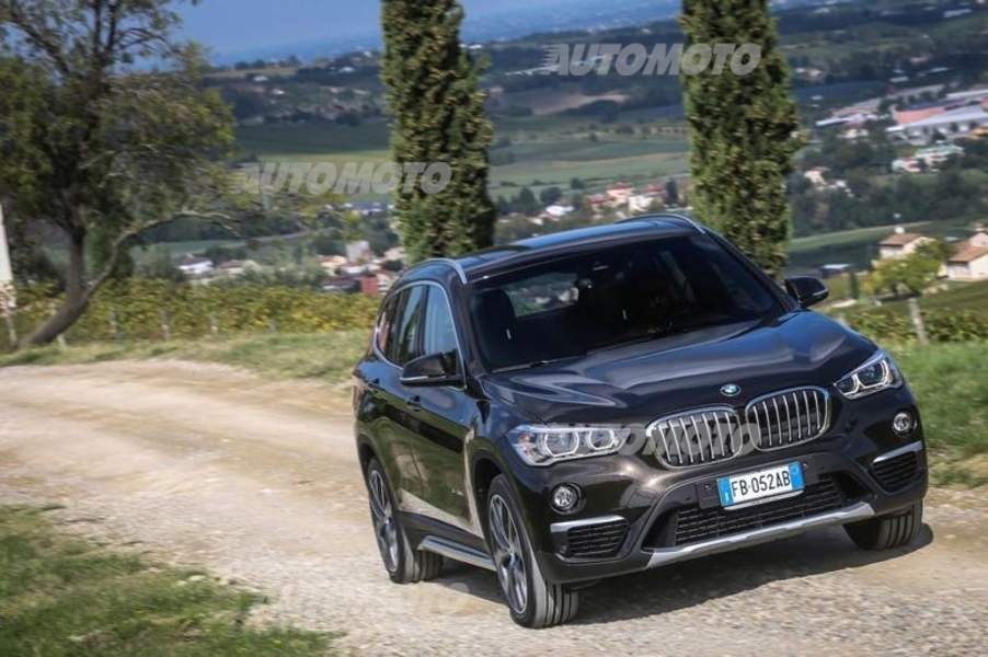 BMW X1 sDrive20d Msport (3)
