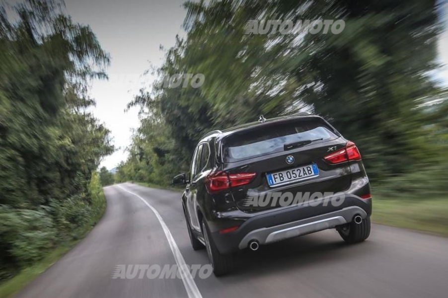 BMW X1 sDrive20d Msport (4)
