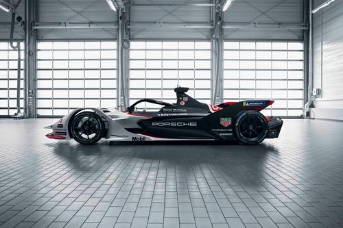Formula E: Porsche svela la 99X Electric (9)