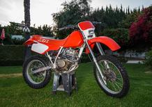 Ride in the USA. Il restauro di una XR 250