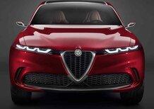 Alfa Romeo Tonale: produzione a Pomigliano d'Arco?