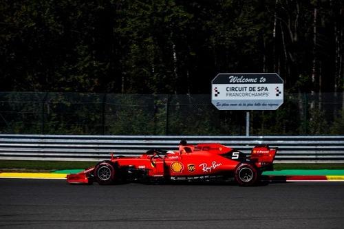 GP Belgio F1 2019, Spa: grande prima vittoria in rosso per Leclerc [Live & Video] (7)