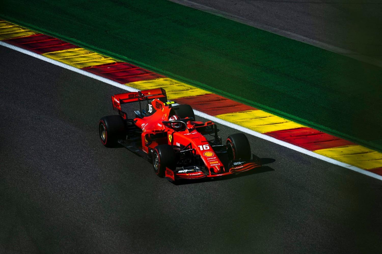 GP Belgio F1 2019, Spa: grande prima vittoria in rosso per Leclerc [Live & Video]