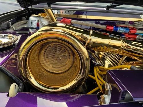 Motori placcati in oro: follie del tuning (6)