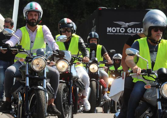Moto Guzzi Open House 2019, il programma completo