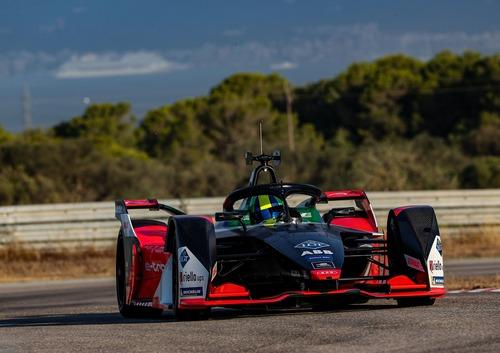 Formula E: Audi, tolti i veli alla e-tron FE06  (7)