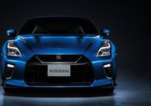 Nissan GT-R: novità tecniche per il prossimo anno