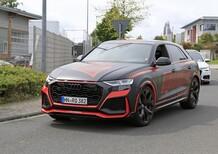 Audi RS Q8: la vedremo a Francoforte 2019? [Foto spia]