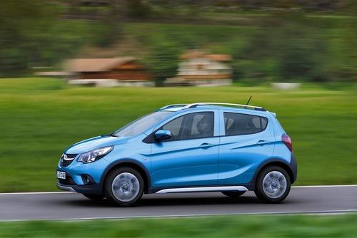 Affare del Momento: Opel Karl Rocks (9)