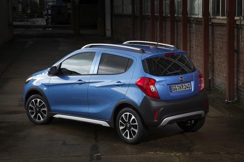 Affare del Momento: Opel Karl Rocks (3)