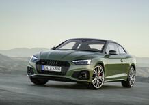 Audi A5 2020: restyling e motori mild hybrid [Foto]