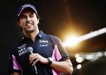 GP Italia F1 '19 Monza, Interviste: Sergio Perez lanciato verso il futuro con SportPesa Racing Point