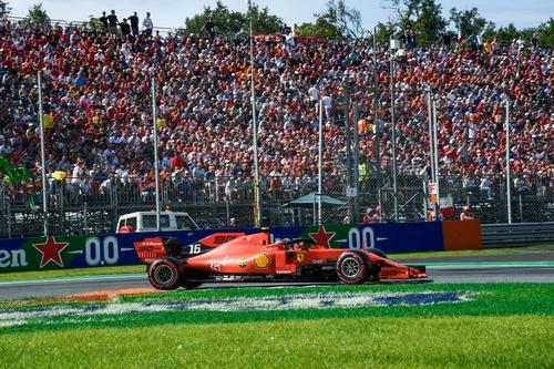 F1, GP Italia 2019: vince Leclerc (9)
