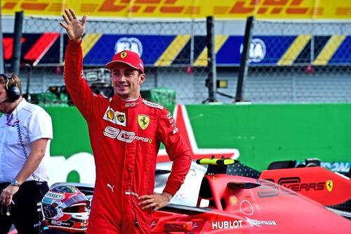 F1 GP Italia 2019 Leclerc Vincere a Monza è un sogno