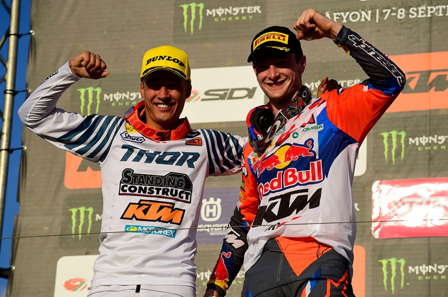 MX 2019. Jeffrey Herlings Re della Turchia