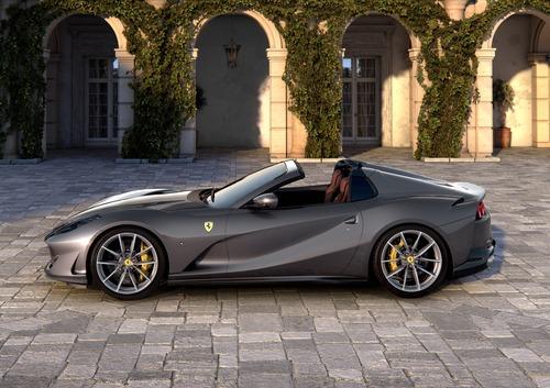 Ferrari 812 GTS | Nuovo capitolo per il V12 anteriore (5)