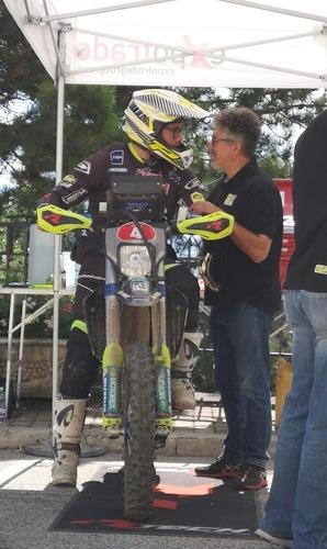 Saranno Famosi. Leonardo Tonelli Update: Campione Italiano Motorally! (6)
