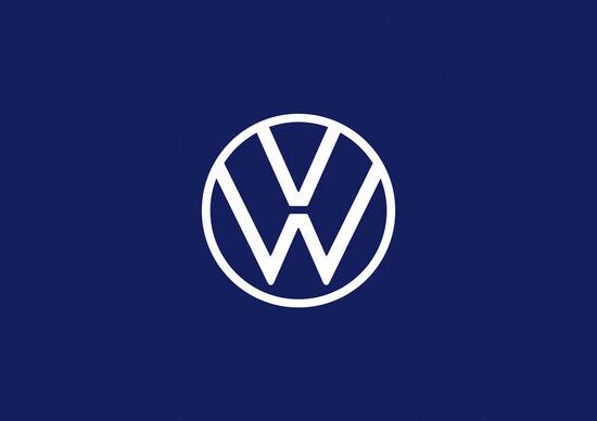 Volkswagen, il nuovo logo svelato al Salone di Francoforte 2019