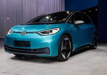 Volkswagen ID.3 al Salone di Francoforte 2019: parte la rivoluzione auto elettrica tedesca [video]
