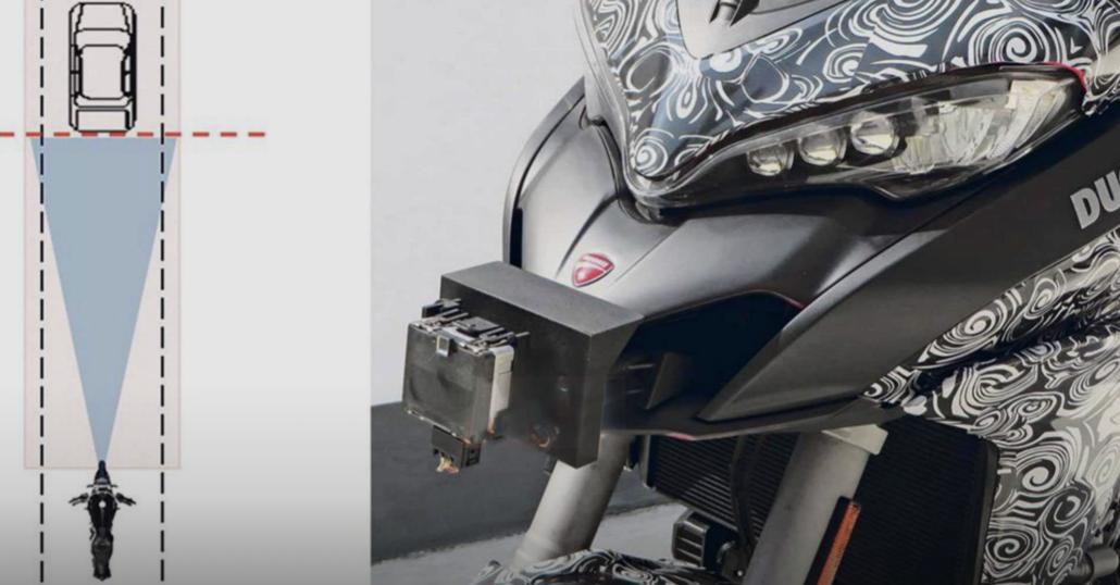 Nuova Ducati Multistrada 1260 Grand Tour 2020 con il radar. [AGGIORNATO]