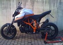 Le Strane di Moto.it: KTM 999 Supermoto Special EZ