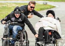 Ciapa la moto il 25 settembre diventa Ciapa i Crossabili