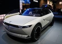 Hyundai 45 EV Concept al Salone di Francoforte 2019 [Video]