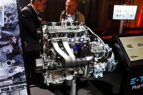 Salone di Francoforte 2019, IAA: le foto di motori e powertrain elettrici [gallery] (2)
