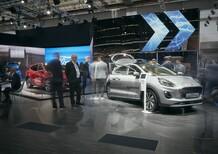 Ford: dal 2022 produrrà più auto elettrificate che benzina e diesel