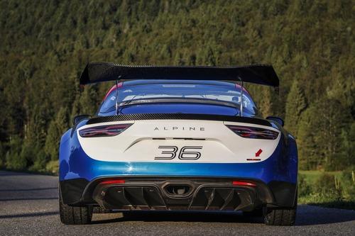 Alpine A110 Rally, 300 CV per correre come ai vecchi tempi (8)