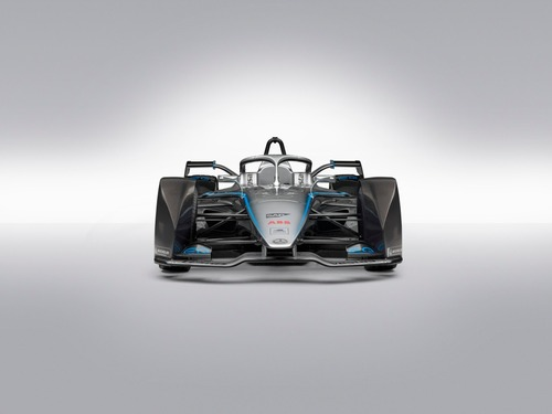 Formula E: la nuova Mercedes EQ Silver Arrow 01 (5)