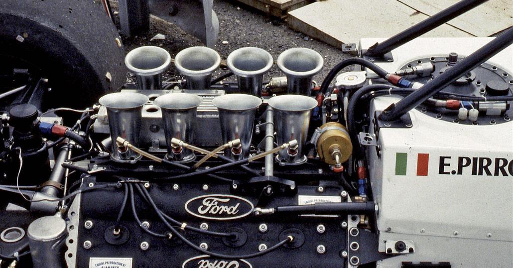 I motori a otto cilindri (terza parte)