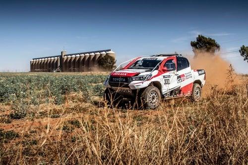 "Dakar 2020. Confirmado. Coma-Alonso-Toyota… ma Nani ""Sensacion"" Roma con Borgward! (4)"