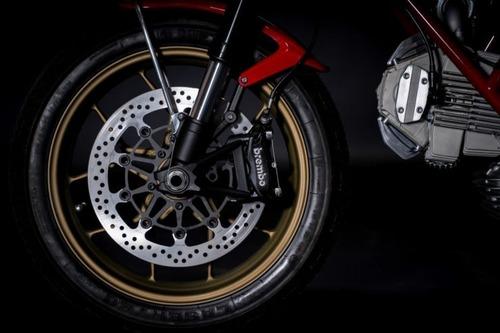 Walt Siegl Bedeveled: special da pista con motore carter quadri Ducati 900 SS (5)