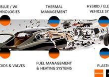 IAA 2019, Francoforte: Eltek Automotive porta in Germania sensori e attuatori di marchio tricolore